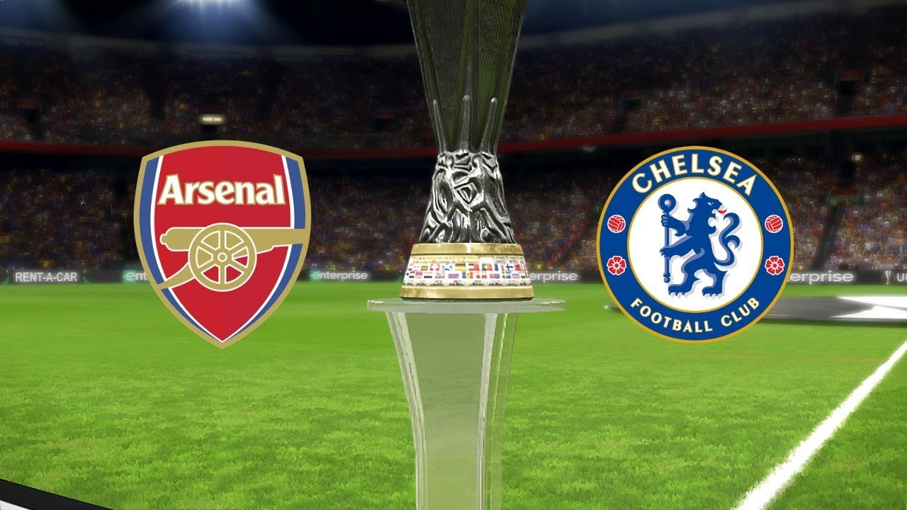 Първият английски финал противопоставя Челси и Арсенал