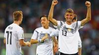 Германия с лесно гостуване на Беларус в събота вечер