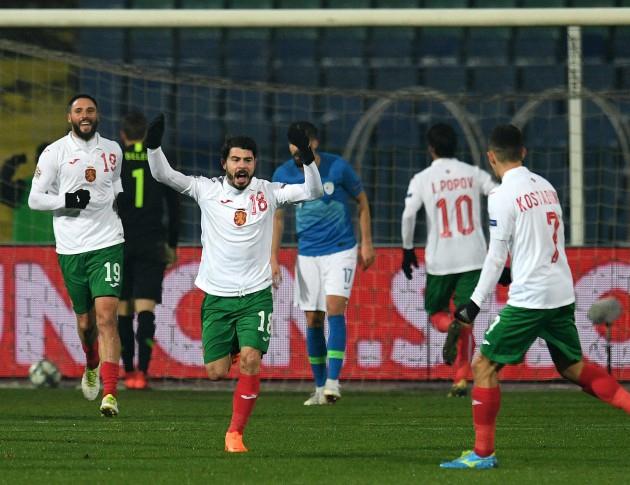 България се надява на първи успех в евроквалификациите