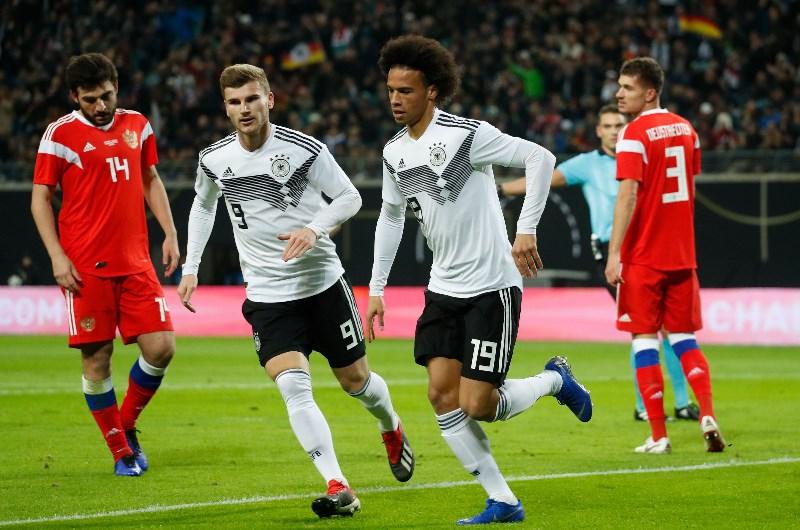 Германия излиза за трите точки срещу Естония