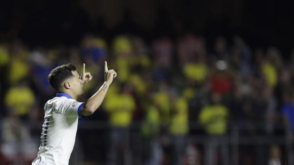 Безпроблемна и резултатна победа за Бразилия срещу Венецуела