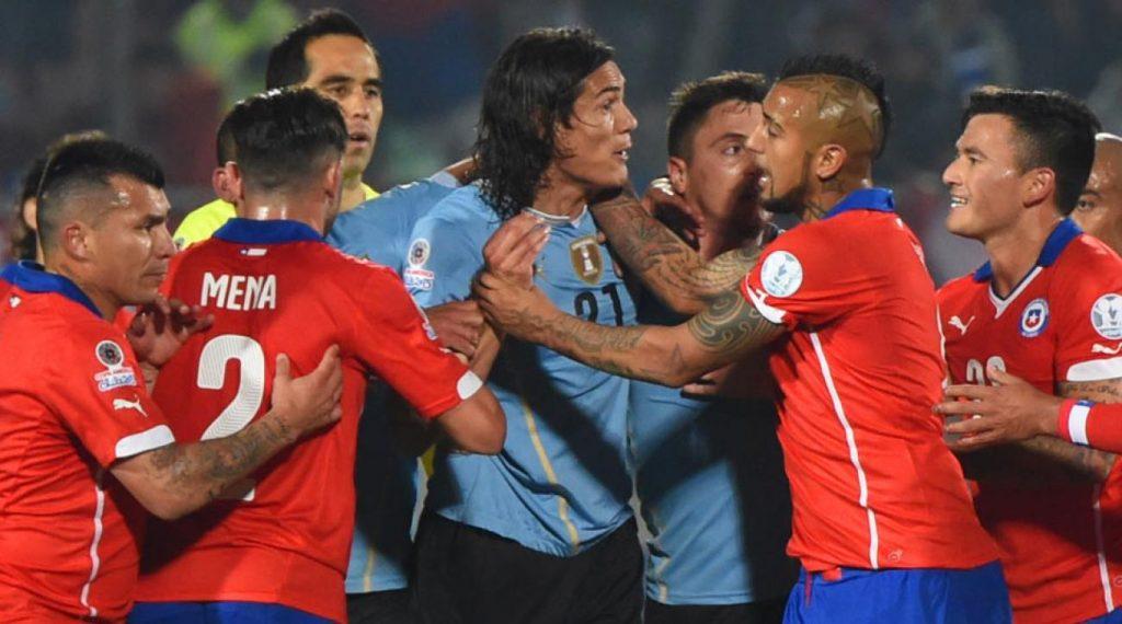 Чили и Уругвай ще спорят за първото място в групата