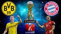 Борусия и Байерн ще си вкарат голове в мача за Суперкупата