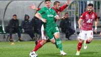 Лудогорец и ЦСКА в ожесточен спор за трите точки