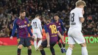 Барселона още веднъж без Меси, а Валенсия с нов наставник
