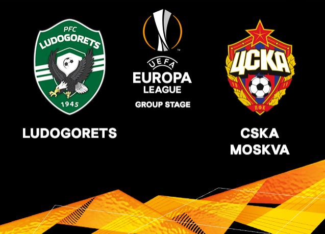 Лудогорец среща ЦСКА Москва на старта на Лига Европа