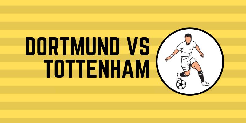 Борусия Дортмунд ще спечели реванша с Тотнъм с 2:1