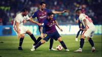 Барселона приема Севиля в дербито на кръга