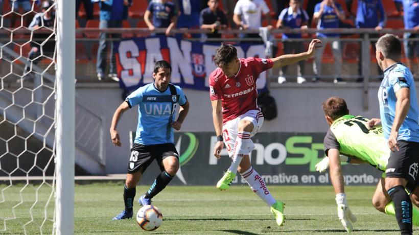 Универсидад де Чили ще гони задължителна победа срещу Депортес