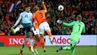 Холандия ще се класира на Евро 2020 след успех в Белфаст