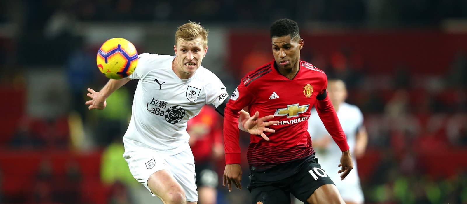 Бърнли и Ман Юнайтед ще си разменят голове в последния кръг за годината