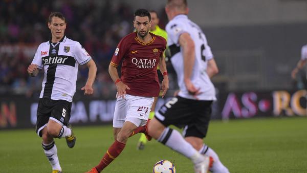 Осминафиналите за Копа Италия завършват с непредвидим сблъсък между Парма и Рома