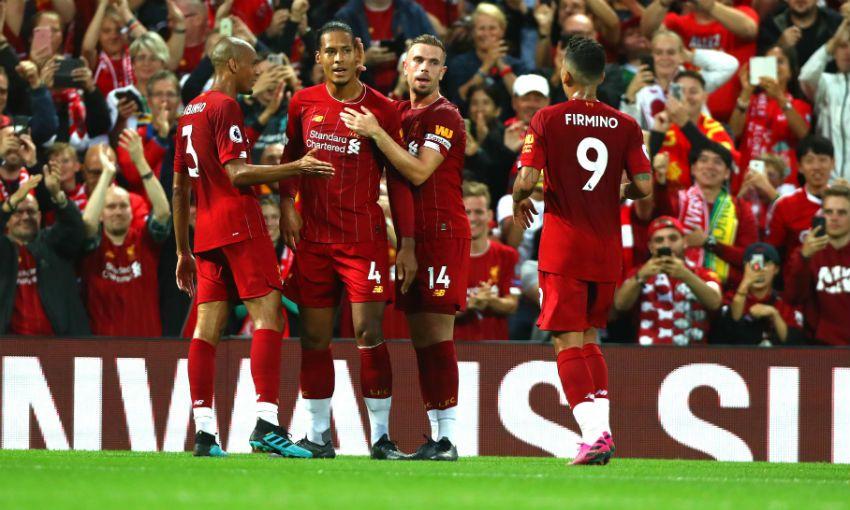 Ливърпул излиза за резонна победа над последния в таблицата Норич