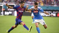 Наполи и Барселона ще си спретнат здрав двубой на 1/8-финалите
