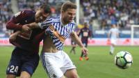 Малко голове на баското дерби между Ейбар и Реал Сосиедад