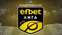 Етър - Локомотив Пловдив (efbet Лига; България)