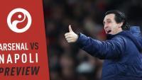Арсенал няма да загуби от Наполи