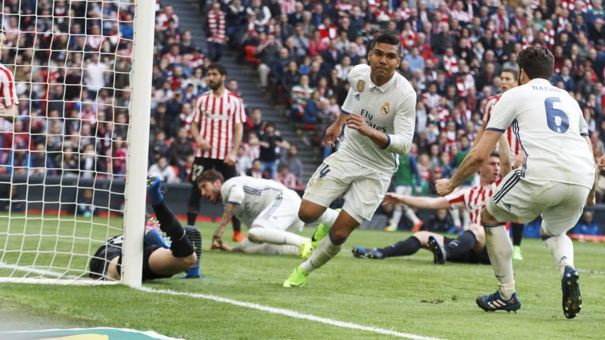 Реал Мадрид посреща Атлетик в двубой от 33-ти кръг на Примера