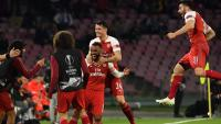Арсенал и Валенсия излизат в ключов полуфинал за Лига Европа