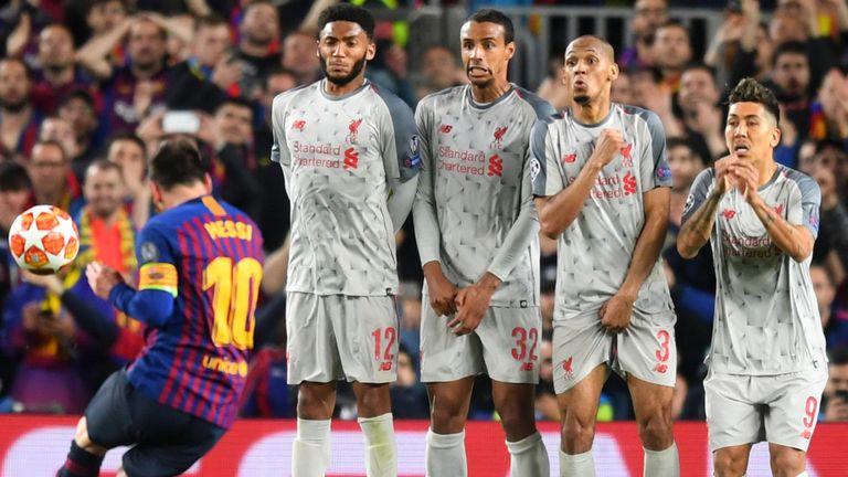 Ливърпул се надява на чудо срещу Барселона